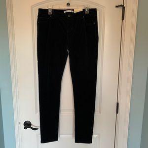 LC Lauren Conrad corduroy skinny jeans